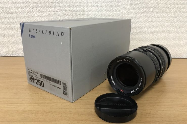 Carl Zeiss Sonnar 5.6 250mm T HASSELBLAD CFi