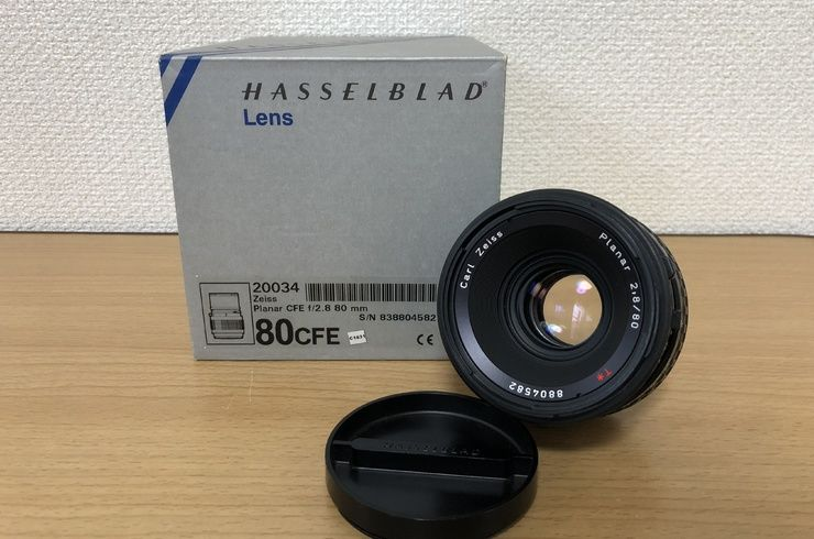 Carl Zeiss Planar 2.8 80mm T HASSELBLAD