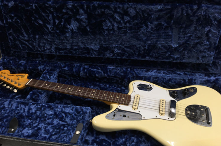 Fender Jaguar Johnny Marr